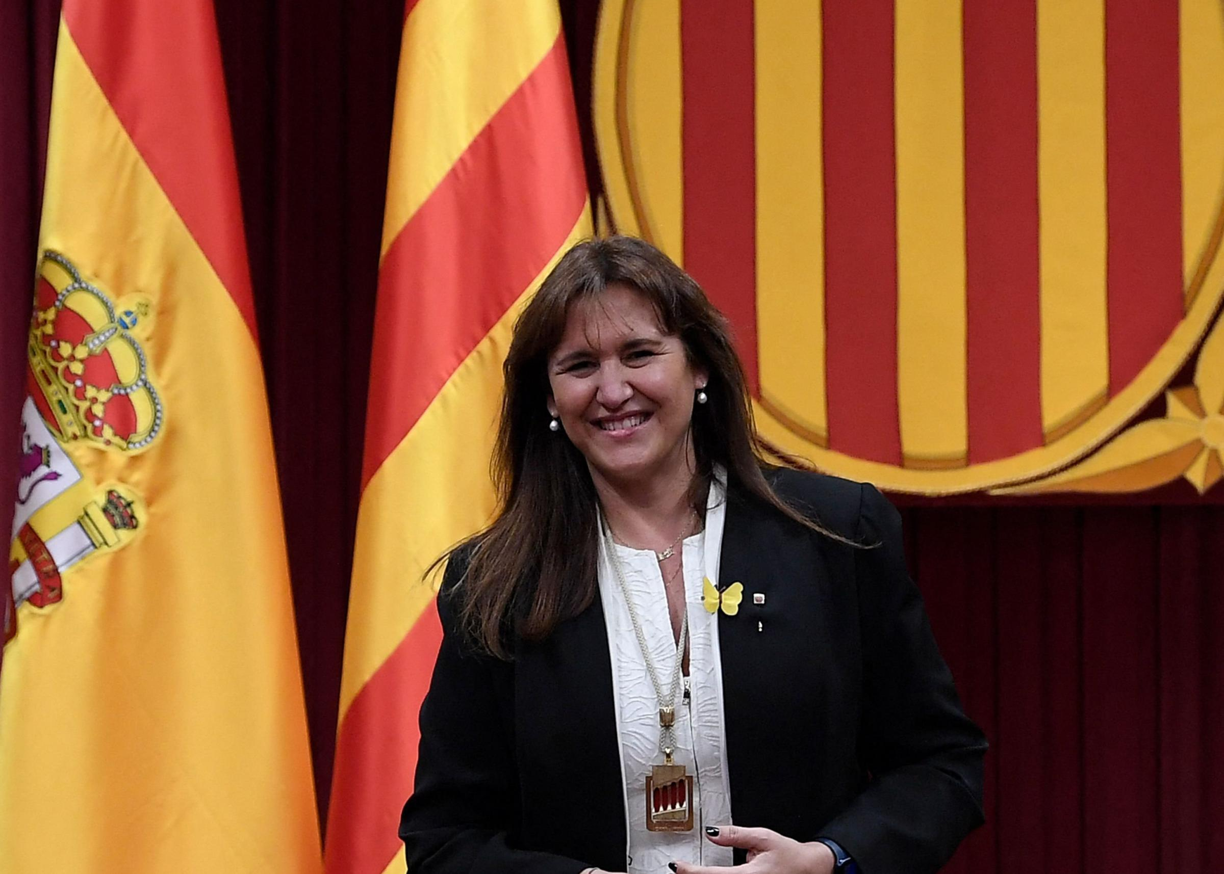 Laura Borras elected new speaker of Catalan parliament