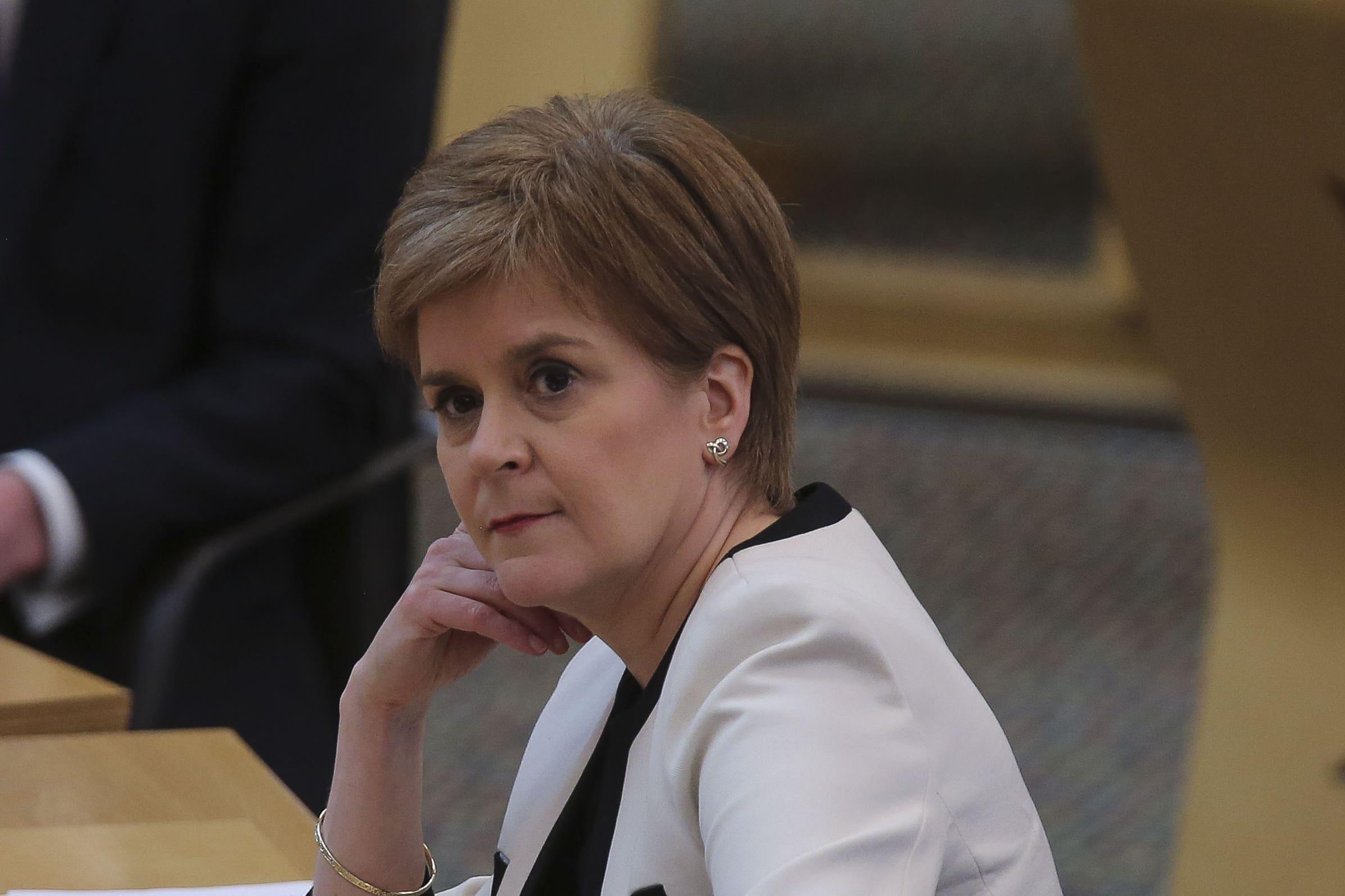 Nicola Sturgeon denies Fergus Ewing dinner can be likened to Tory Greensill scandal