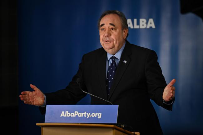 Alex Salmond criticised the Scottish Government's 11-point plan for independence