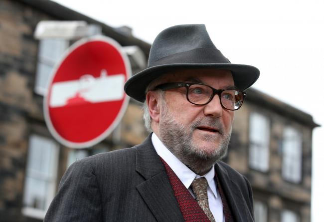If George Galloway siphons votes away from the Tories about Labour, he will help elect a more pro-indy parliament