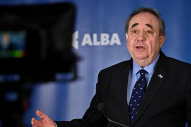 Alex Salmond's certainty can often come across as cockiness