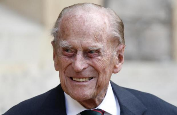 The National: Tributes flood in from Pembrokeshire as Prince Phillip dies aged 99