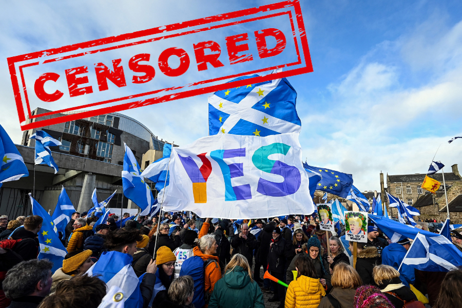 READ: The independence blog Downing Street doesn't want you to see