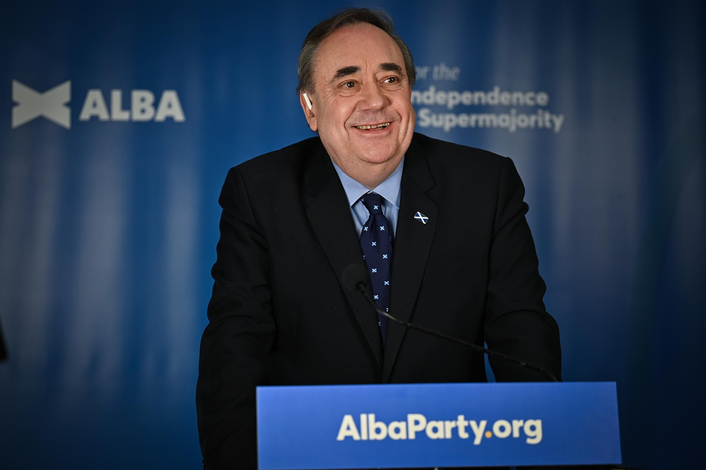 'The shame of Scotland': Alex Salmond in blistering attack on BBC executives