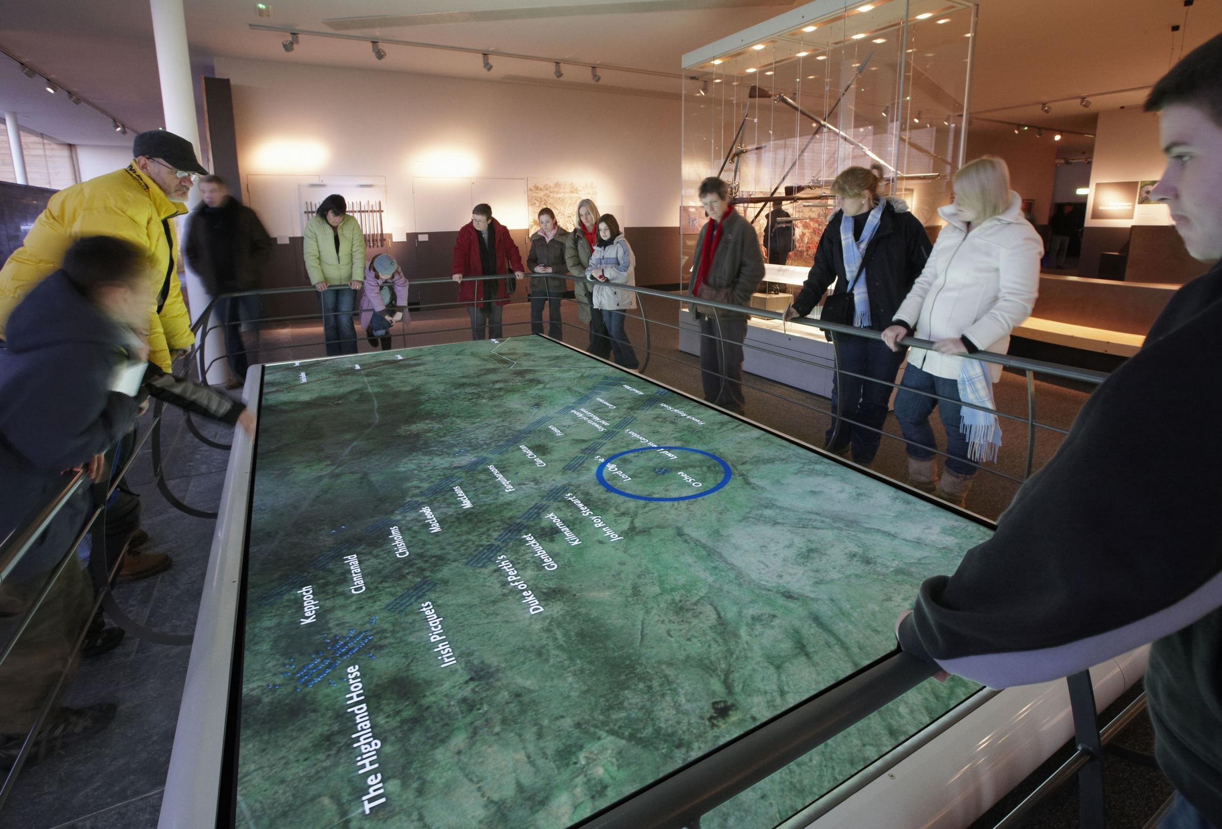 New maps recreate Culloden battlefield on 275th anniversary of battle