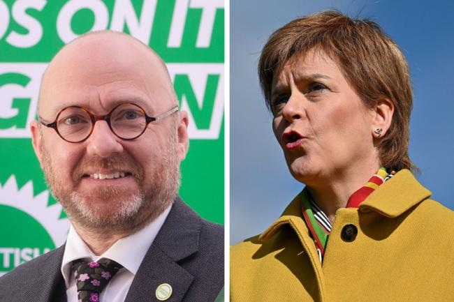 Scottish Greens hint at red lines for potential coalition with SNP | The  National