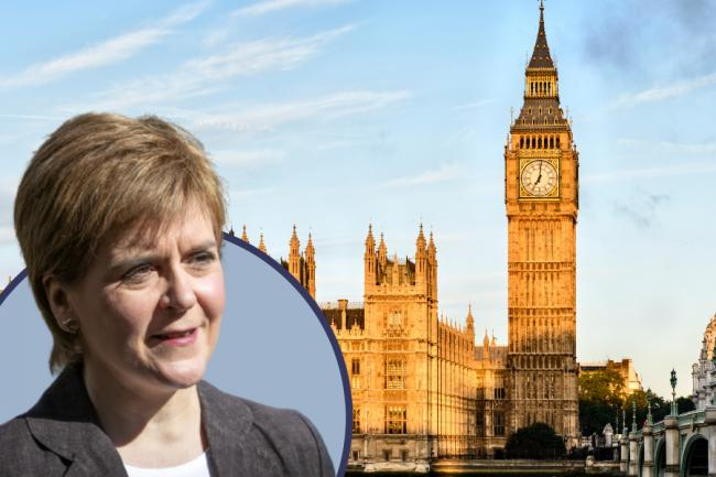 Nicola Sturgeon says senior Tories at Westminster see budget cuts as part and parcel of a 'recovery'