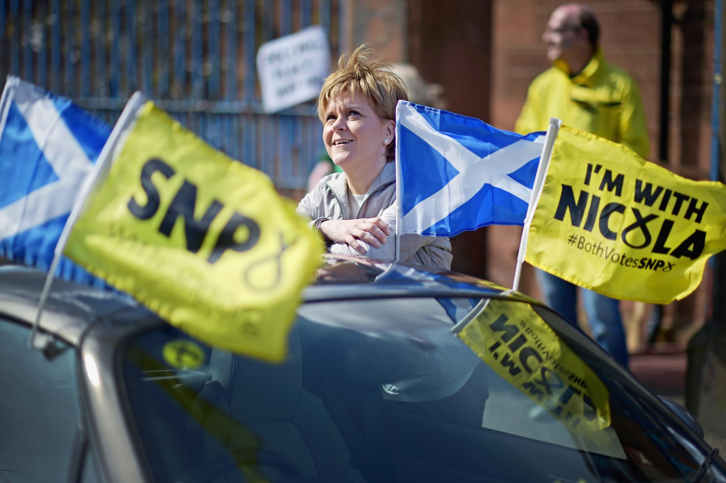 London journalist told to 'calm down' over hysterical indyref claims