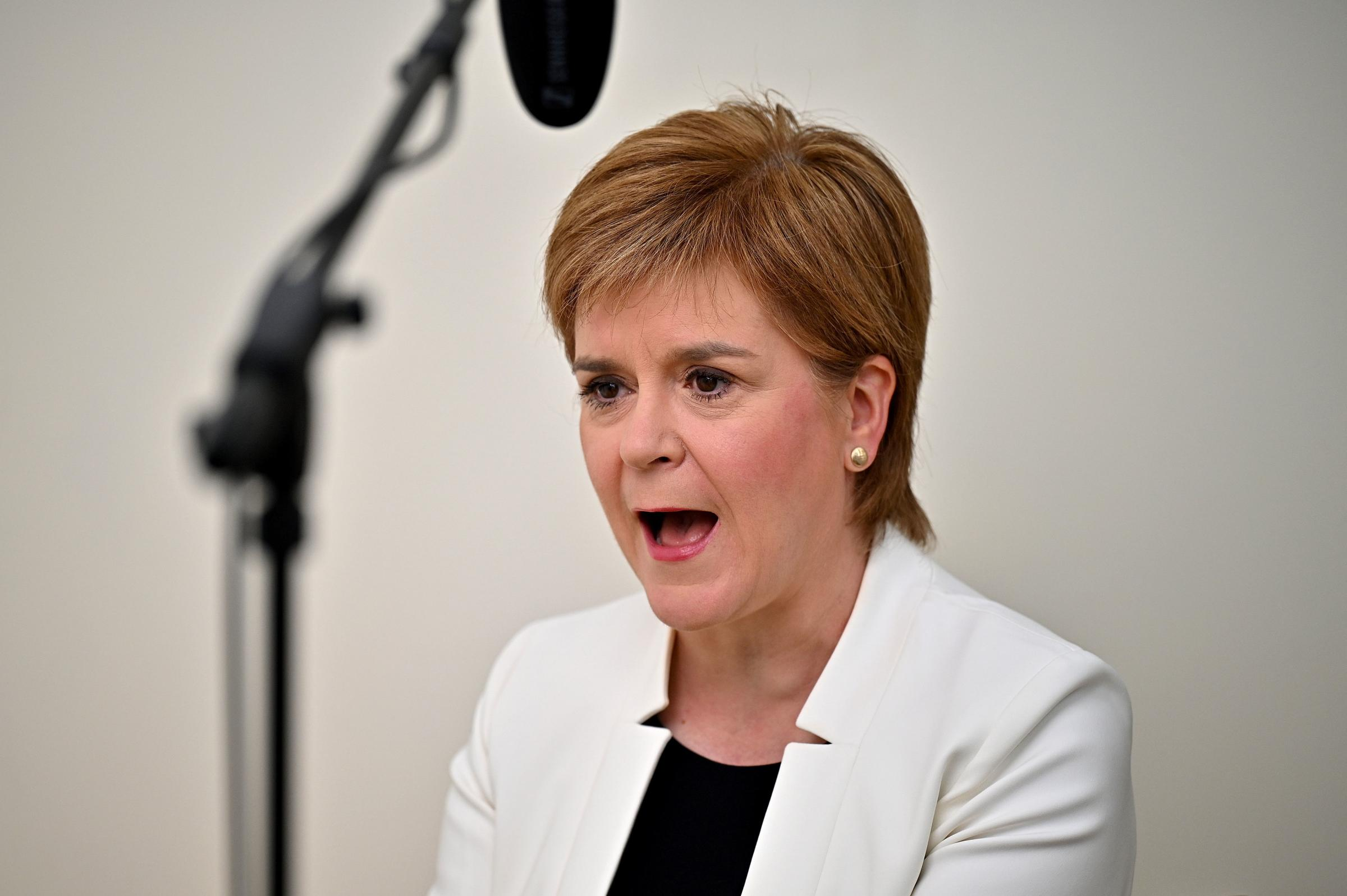 Nicola Sturgeon dismantles claim indy Scotland couldn't have procured vaccines