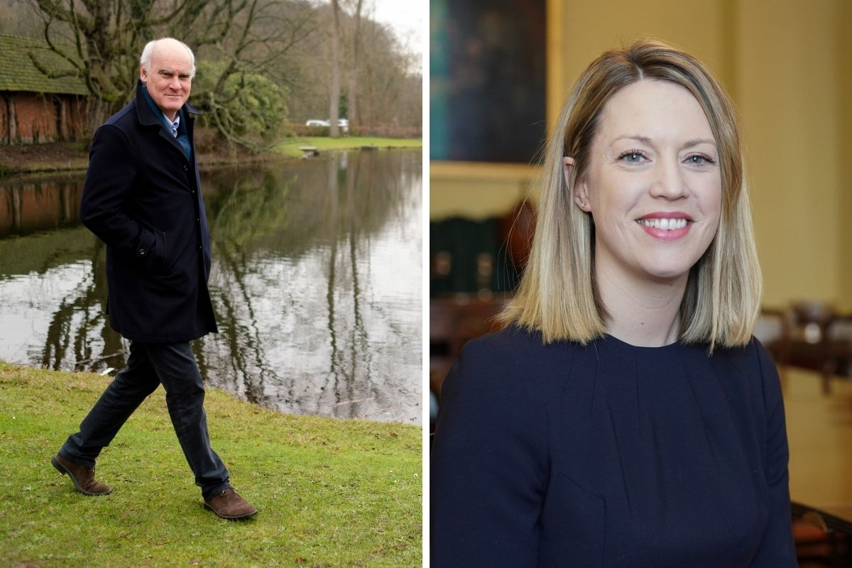 Scots to greet top EU diplomat as Tories play 'silly political games'