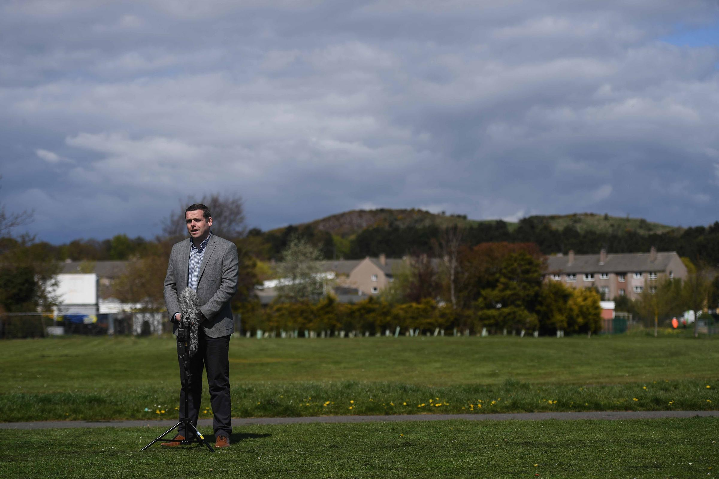 Lesley Riddoch: Unionism's decline shown clearly in hapless Douglas Ross