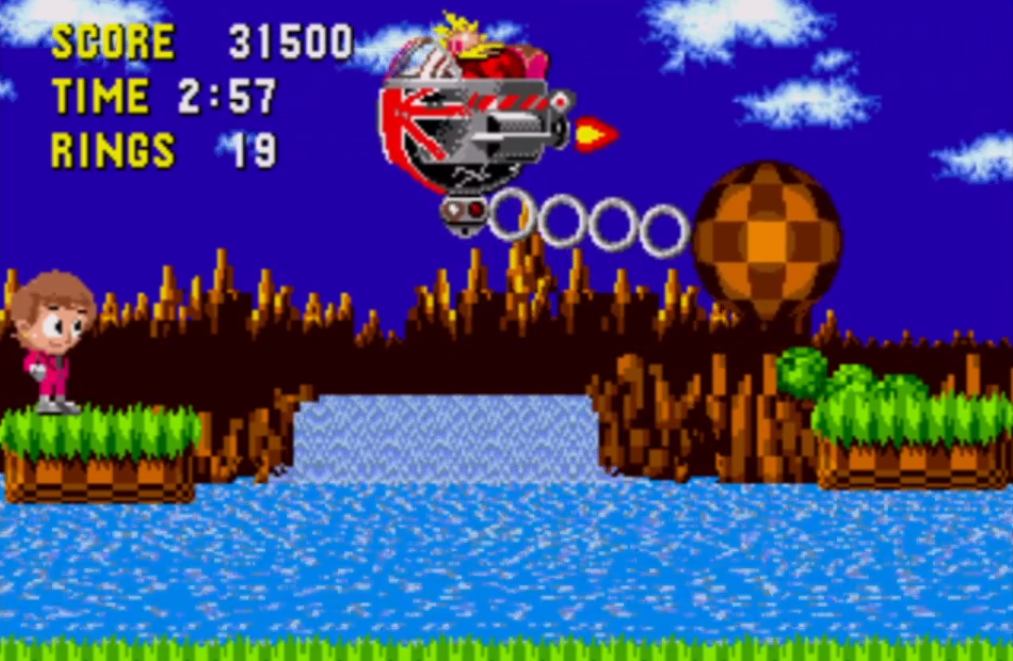 Sturgeon v Johnson in rework of classic Sega video game