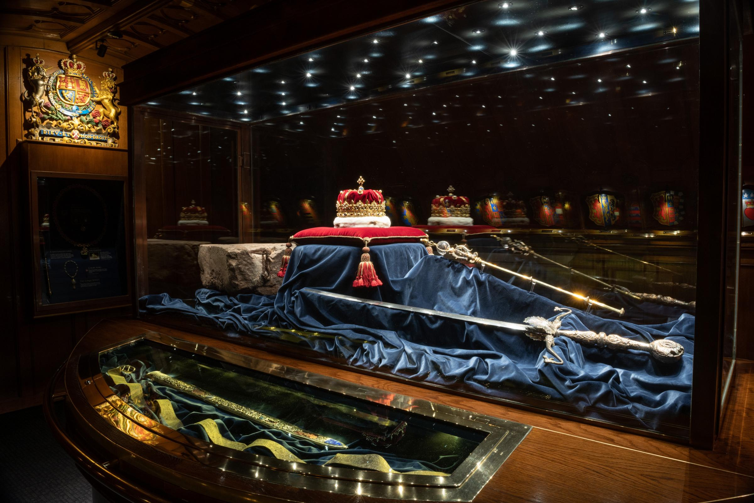The story of the Honours of Scotland - our Crown Jewels