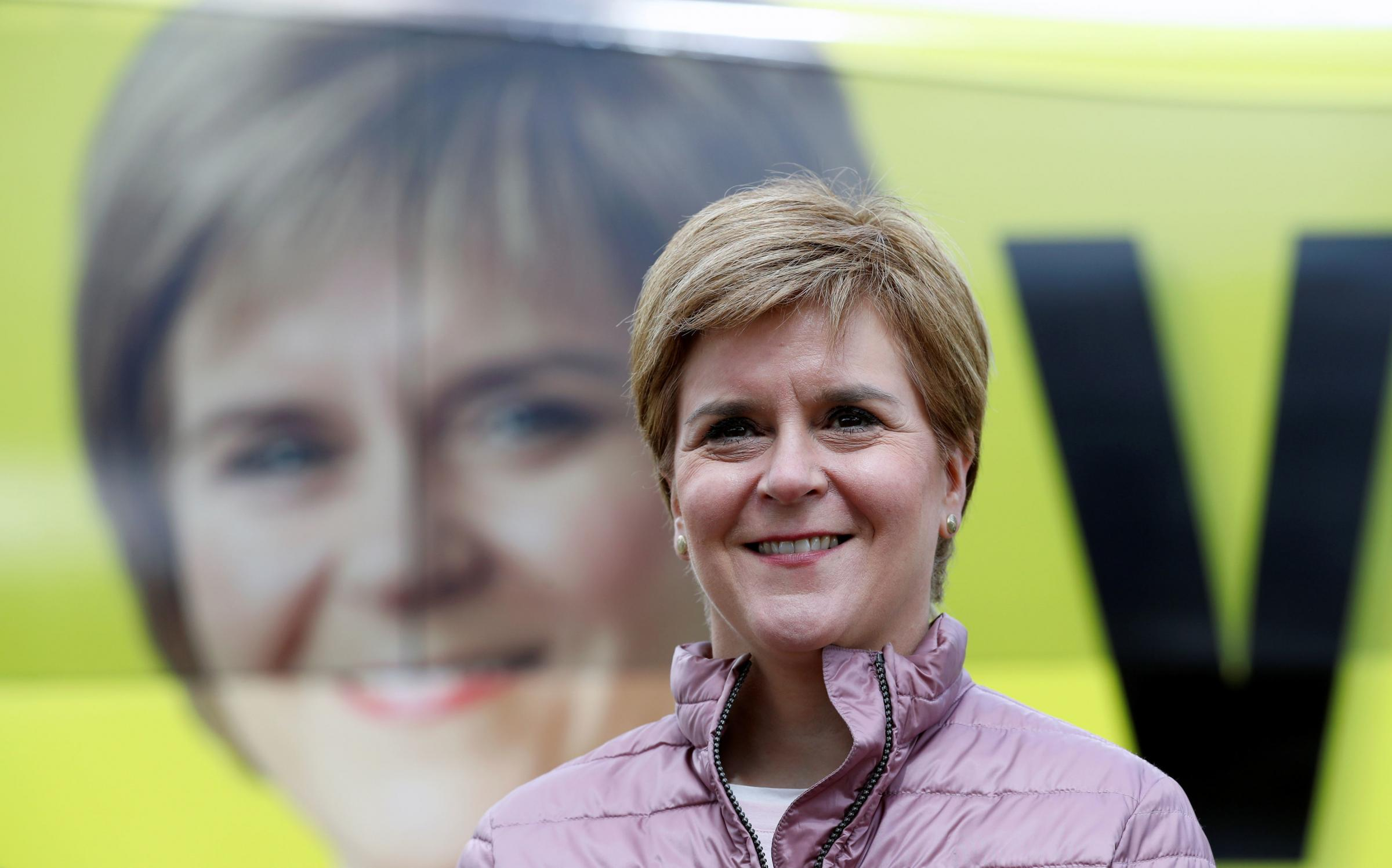'Gaun yersel': Nicola Sturgeon hailed for no-nonsense response to right-wing ambush