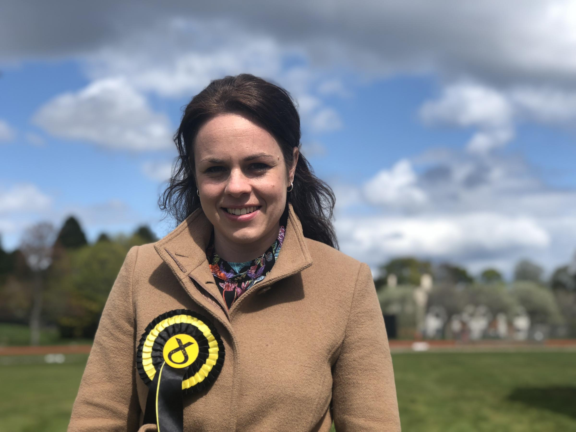 Stunning win for Kate Forbes as Tory to SNP swing gives her huge majority