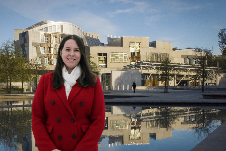 Emma Roddick: We need to talk about the financial barriers to becoming an MSP