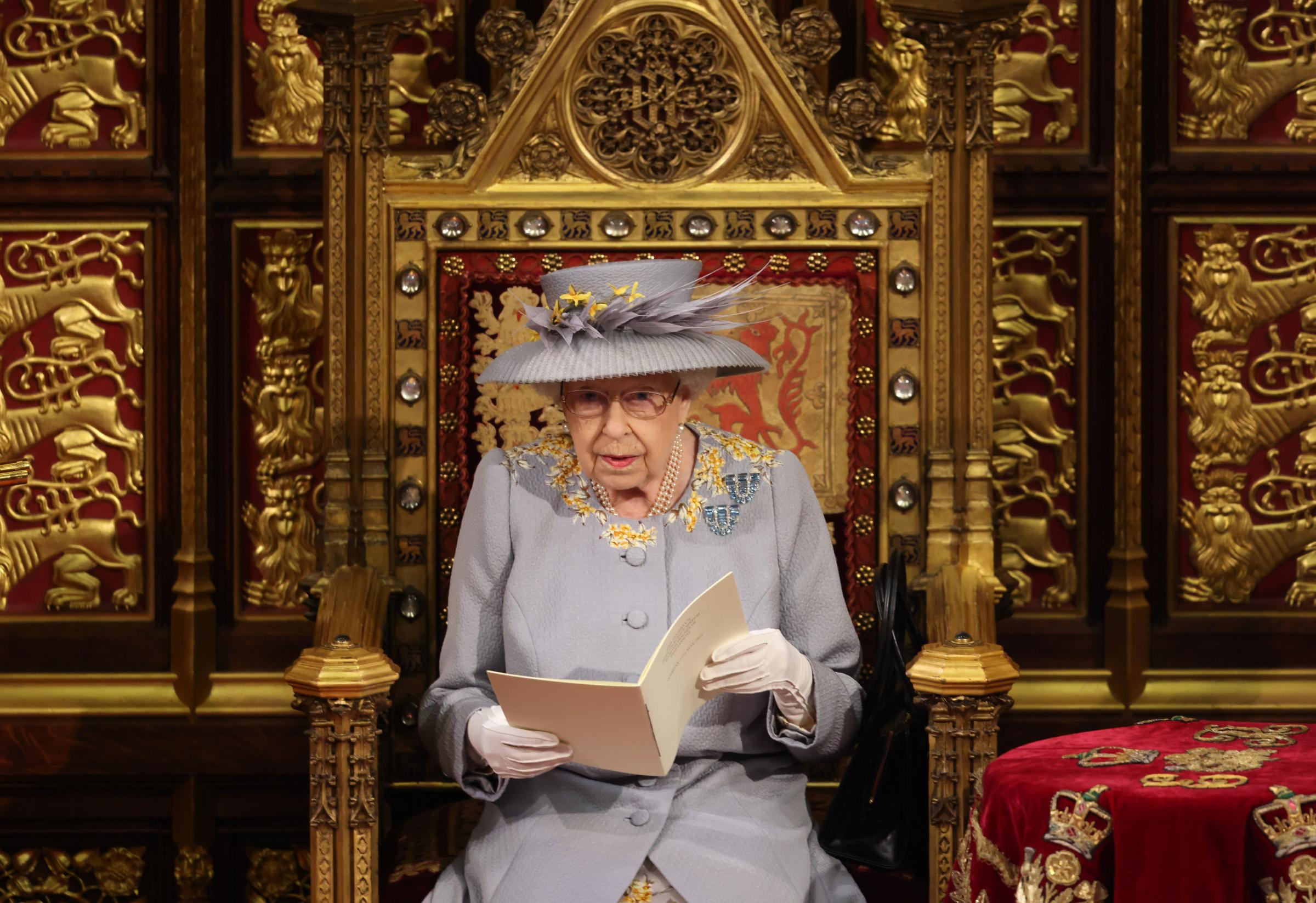 Queen's Speech: Tory austerity plans 'threaten Scotland's recovery', SNP say