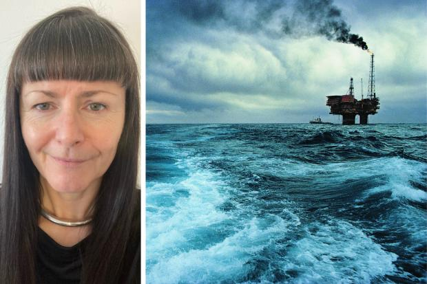 SNP activist Kairin van Sweeden is demanding a judicial review of the Oil and Gas Authority's plan to offer tax breaks to big producers