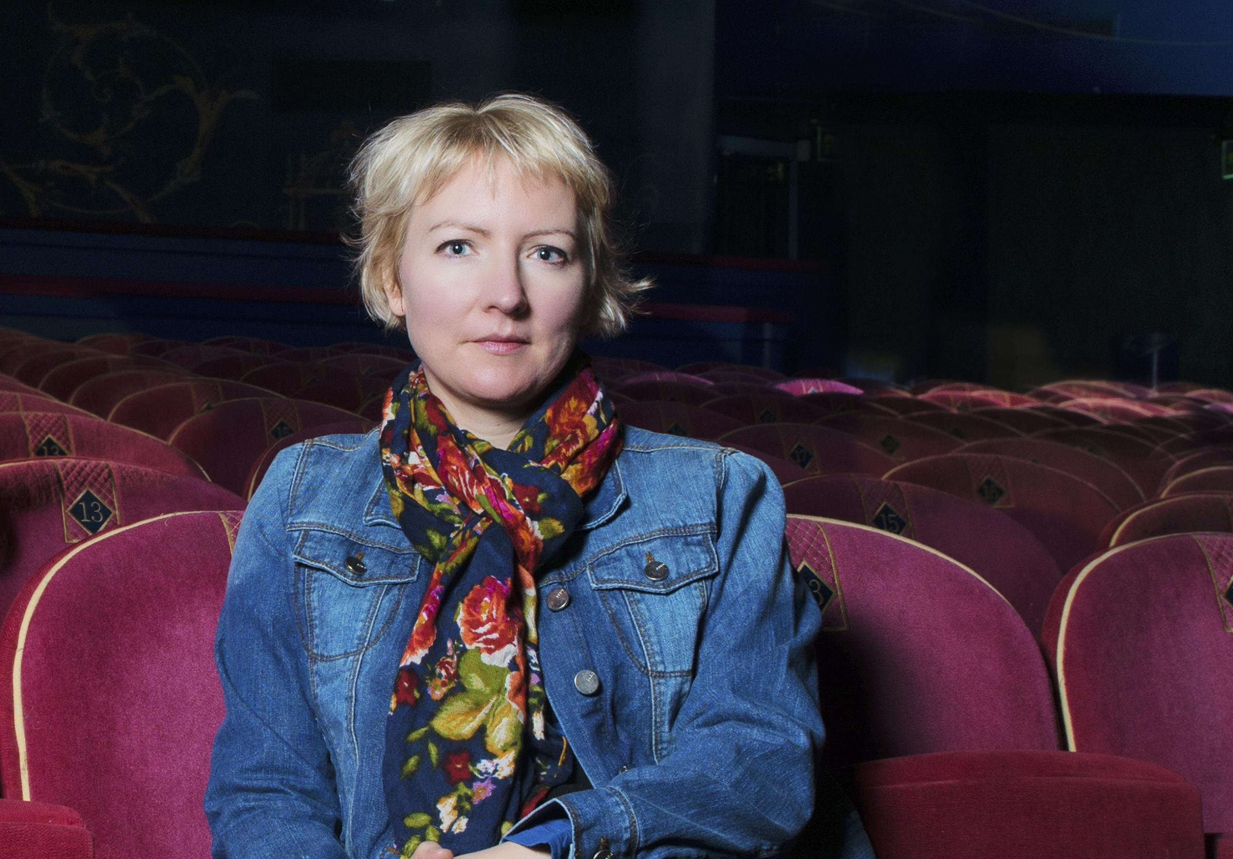 Playwright Zinne Harris makes directing debut with short film A Glimpse