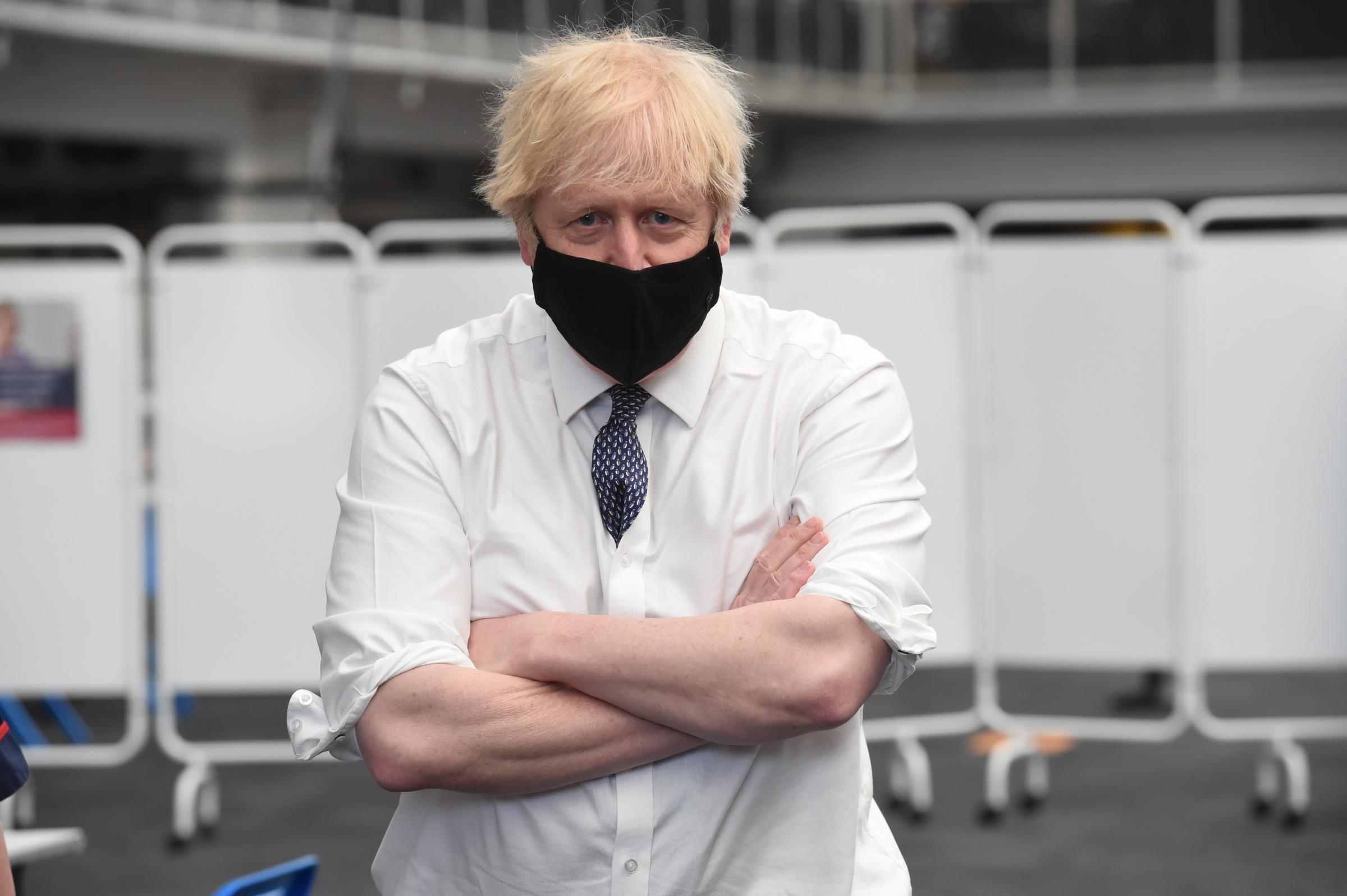 Boris Johnson urged to stand aside on indyref2 as UK voters back mandate