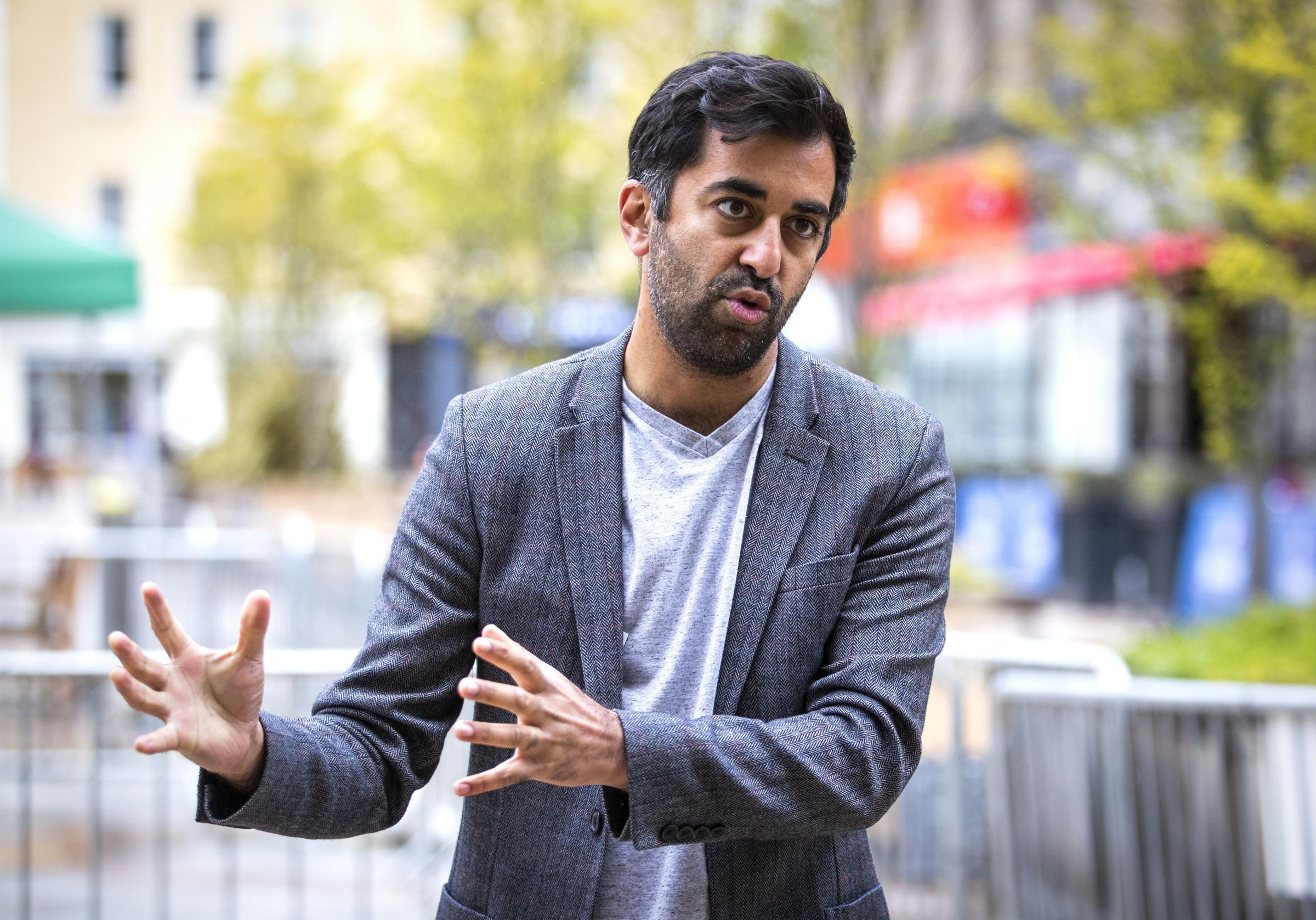 Scotland on track to meet vaccine target despite Pfizer shortage, Humza Yousaf says