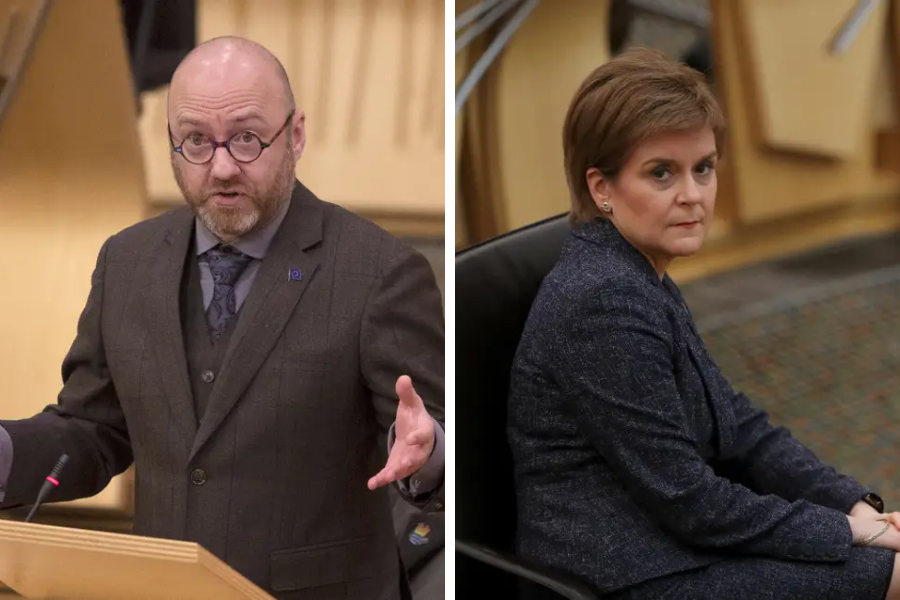 SNP leadership face rebellion over co-operation agreement talks with Scottish Greens