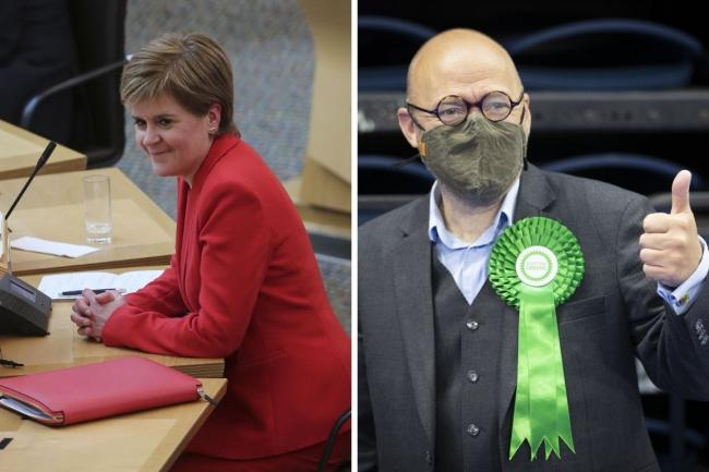 SNP-Green talks could result in a Yes majority government | The National