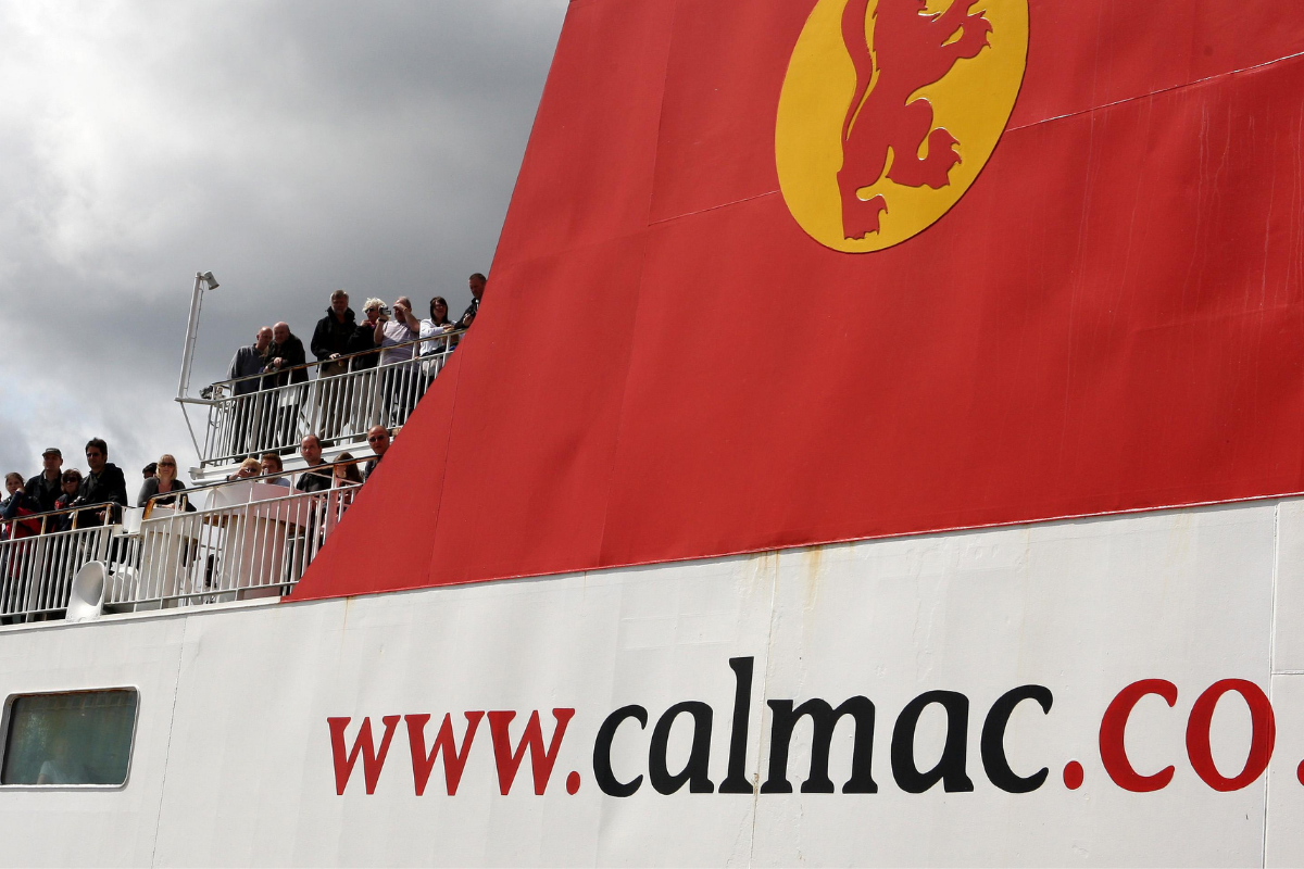 CalMac Dunoon-Greenock ferry cancelled after