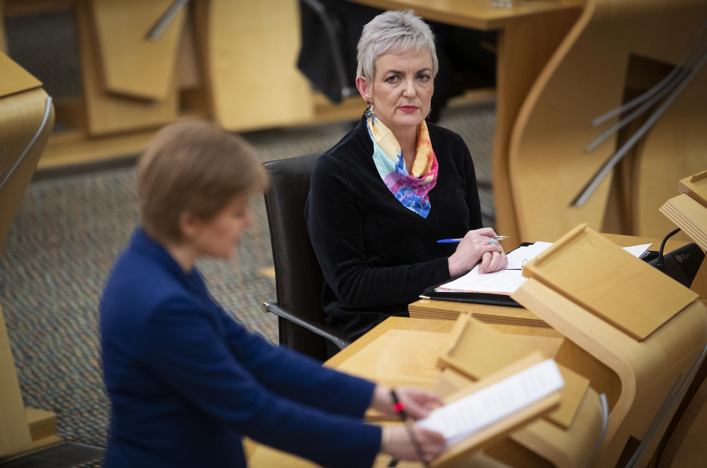 Scotland's drugs policy minister seeks four nations meeting on law change
