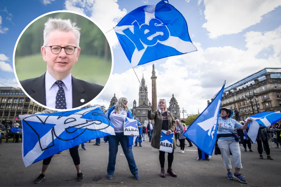 UK Government ordered to release 'secret' Scottish independence polling
