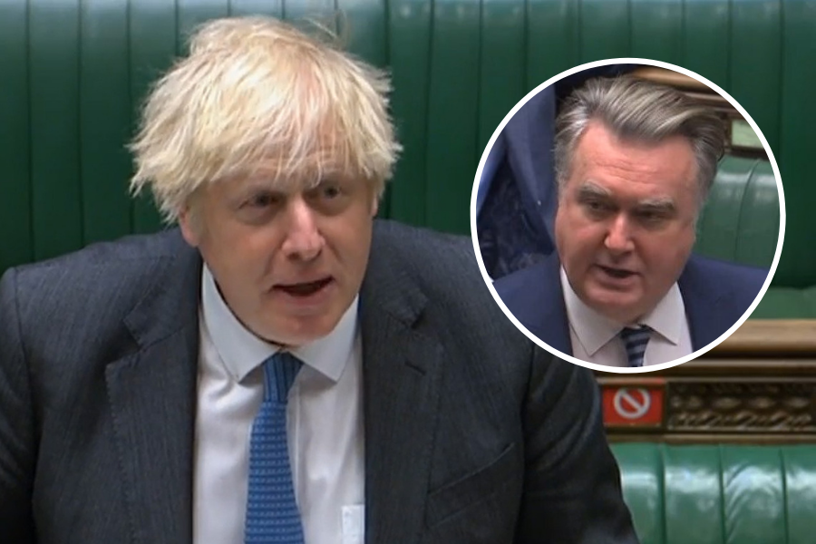 WATCH: SNP MP begs Boris Johnson to visit Scotland to boost support for Yes