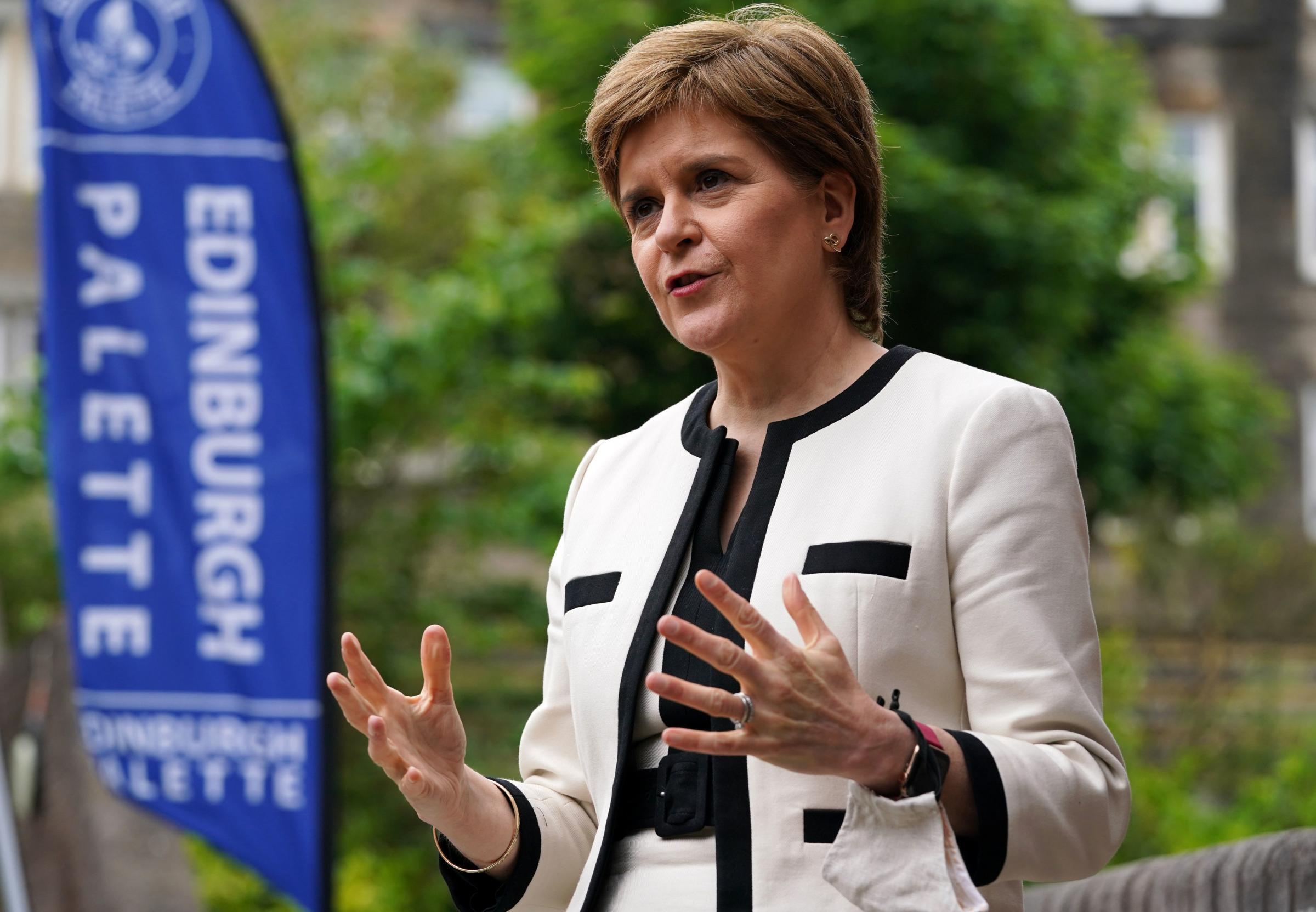 'Heartbroken' Nicola Sturgeon demands Tory U-turn on EU settled status deadline