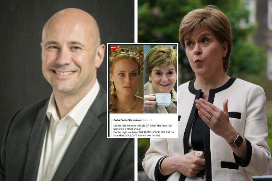 New evidence Tory councillor may be behind anti-SNP Twitter troll account