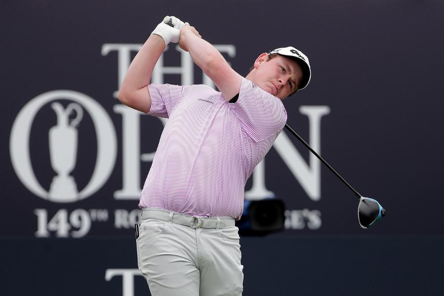 Sky Sports slammed over 'shameful' coverage of Robert MacIntyre at The Open
