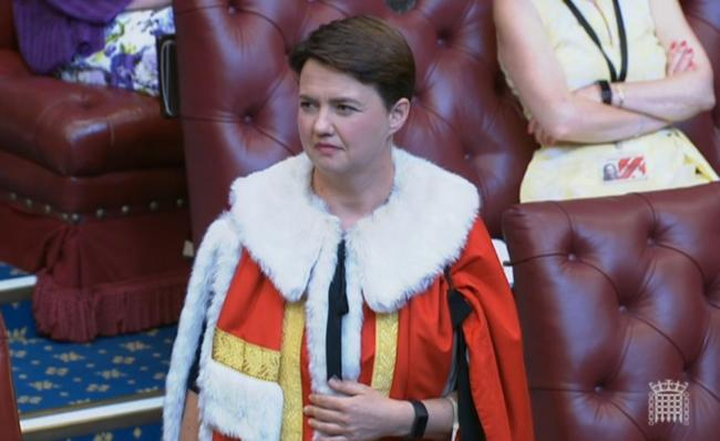 Ofcom investigates complaint over Ruth Davidson's BBC Radio 4 interview