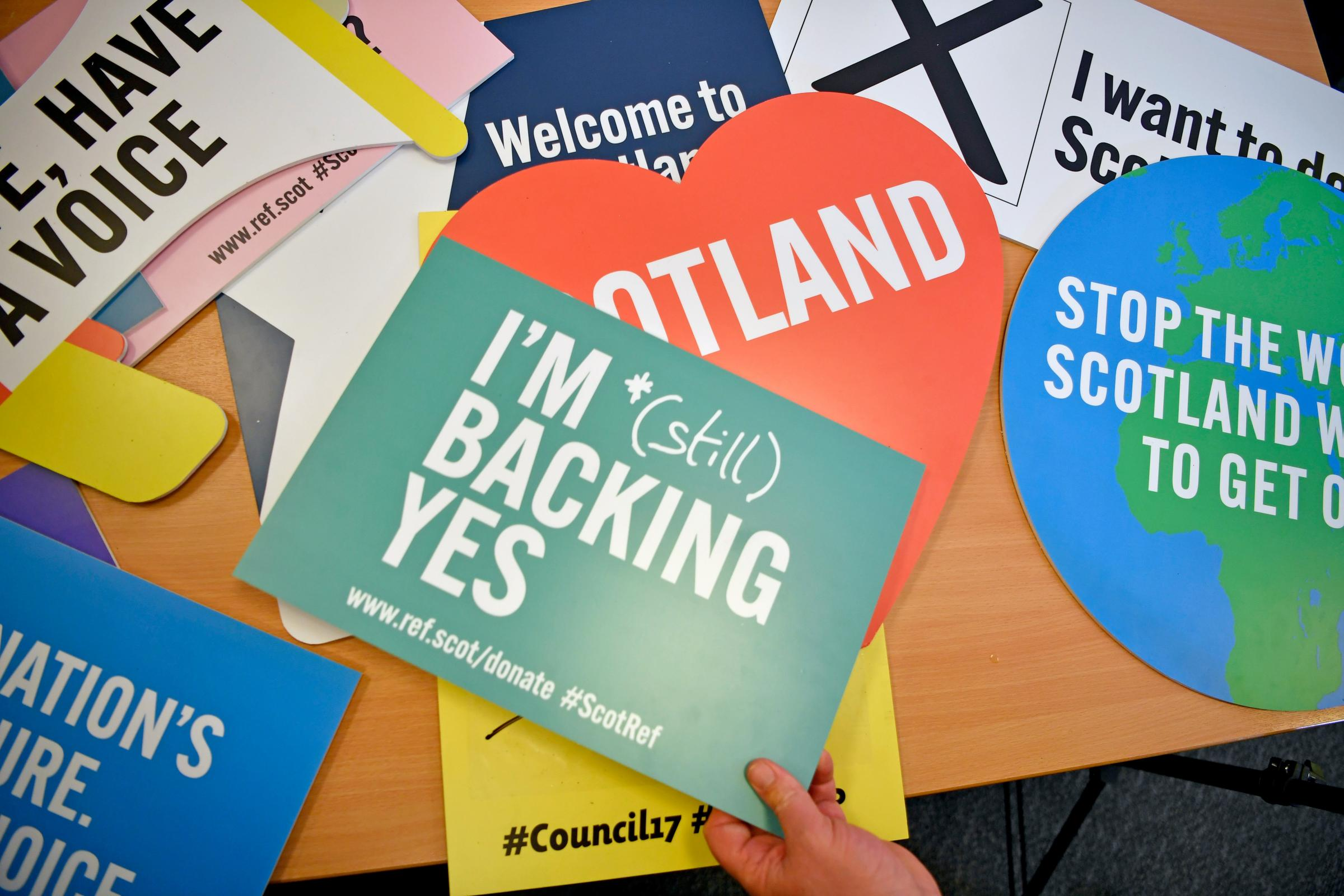 What Scottish Government FOI releases tell us about their plans for indyref2