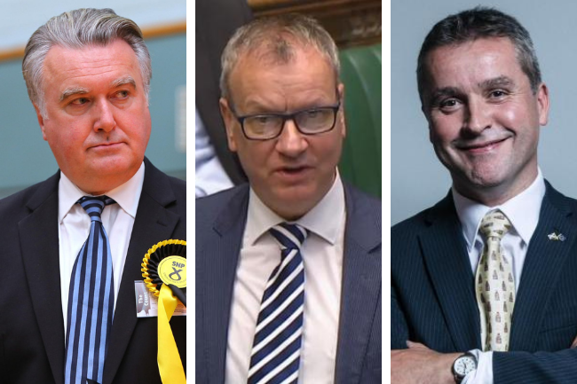 REVEALED: How much each SNP politician has tweeted about independence