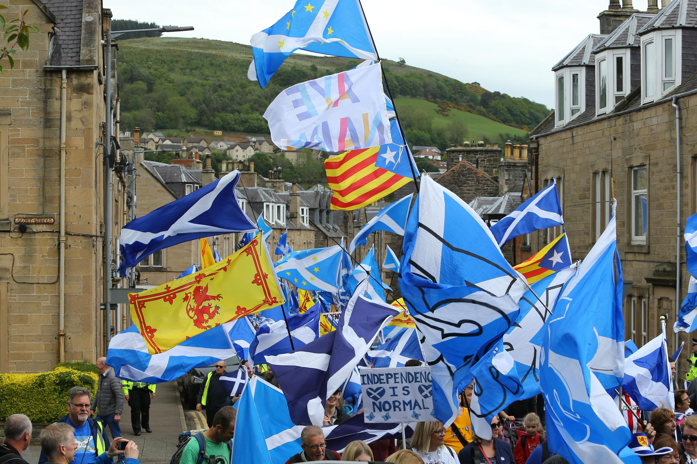 Kevin McKenna: Are our Yes politicians scared of the word 'independence'?