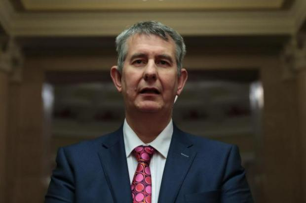 The National: Edwin Poots