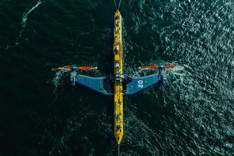 'World's most powerful' tidal turbine begins generating electricity in Scotland