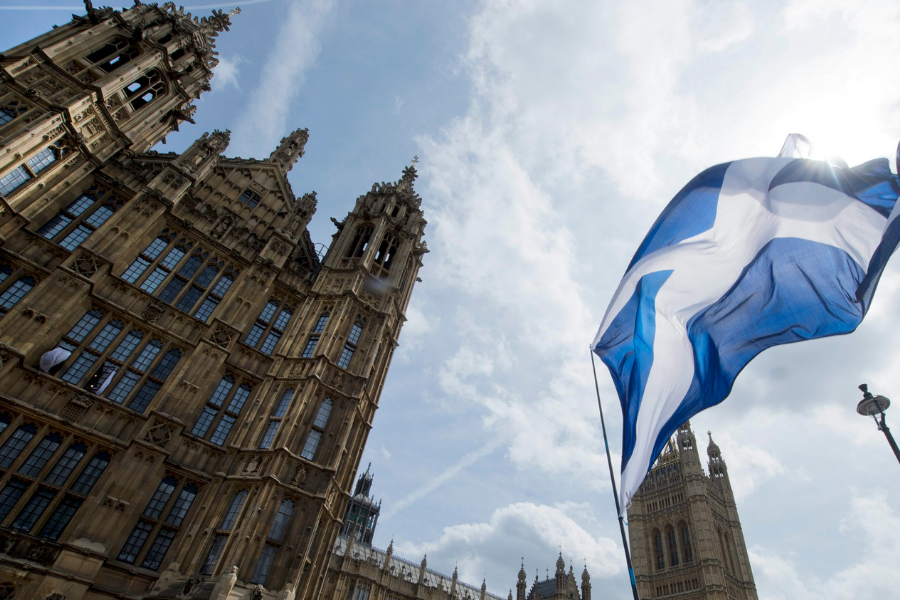 Westminster's voting system 'failing Scotland', campaigners warn