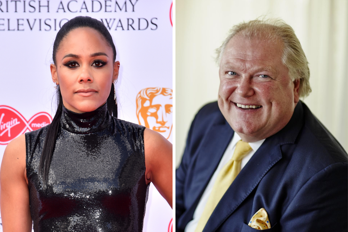 Lord Digby keeps on digging with more bizarre Alex Scott criticism