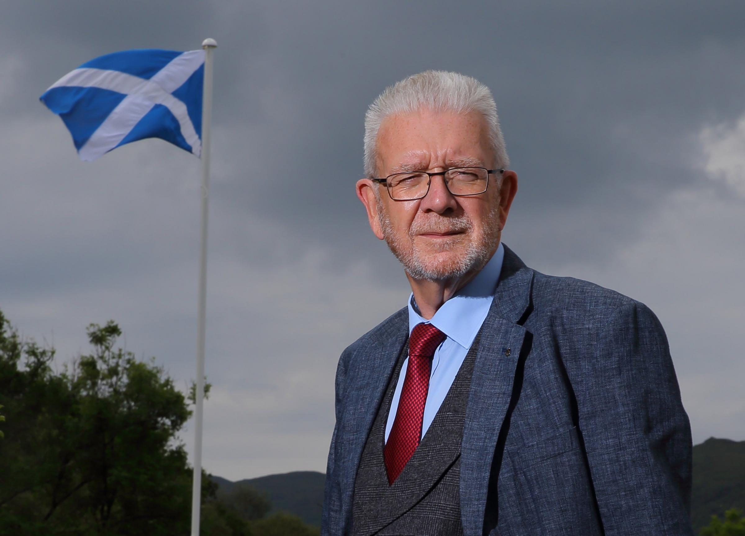 Michael Russell brands BBC's coverage of Scotland an 'open sore'