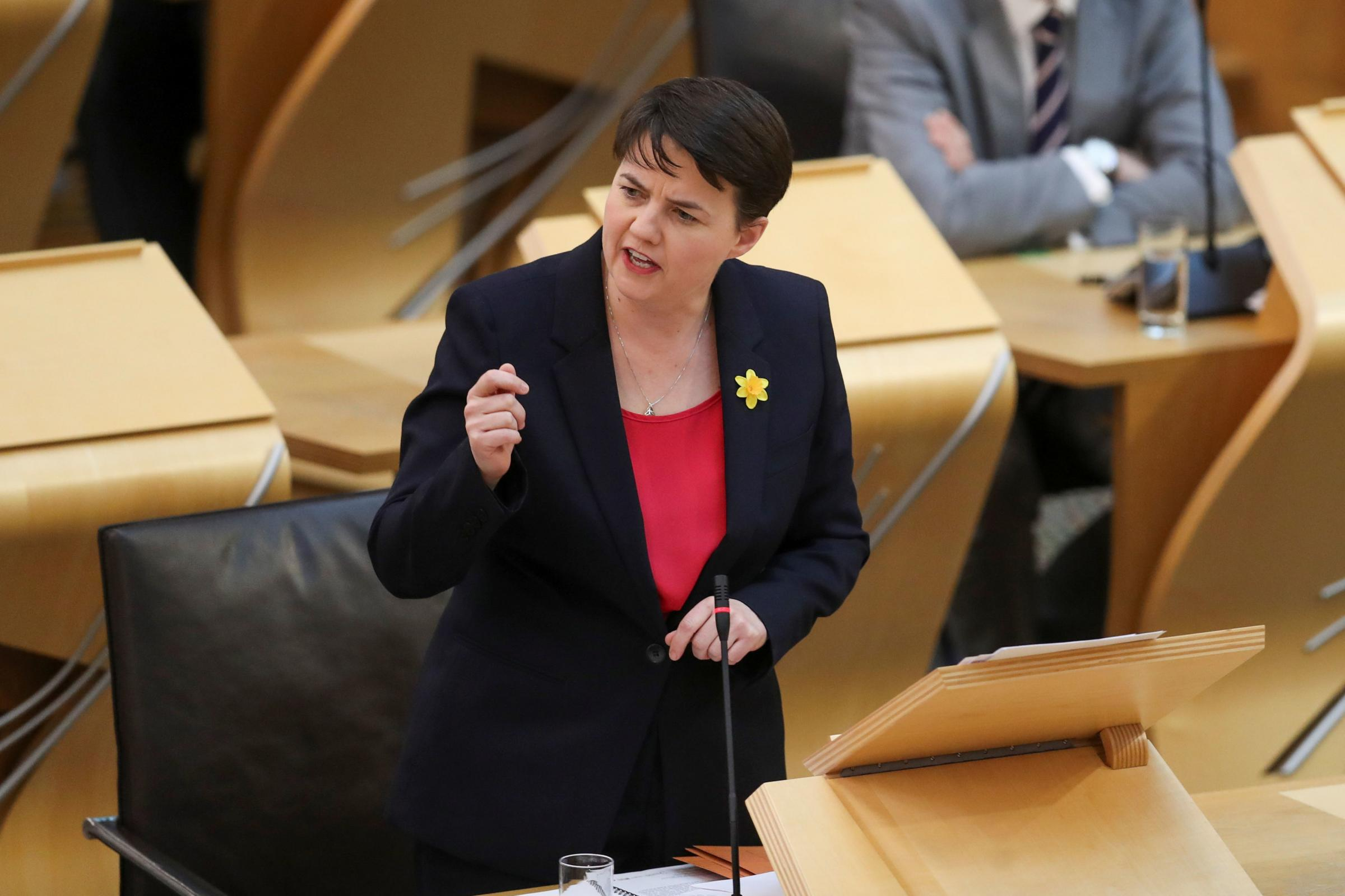 Is Ruth Davidson for prime minister the devious new Tory plan?
