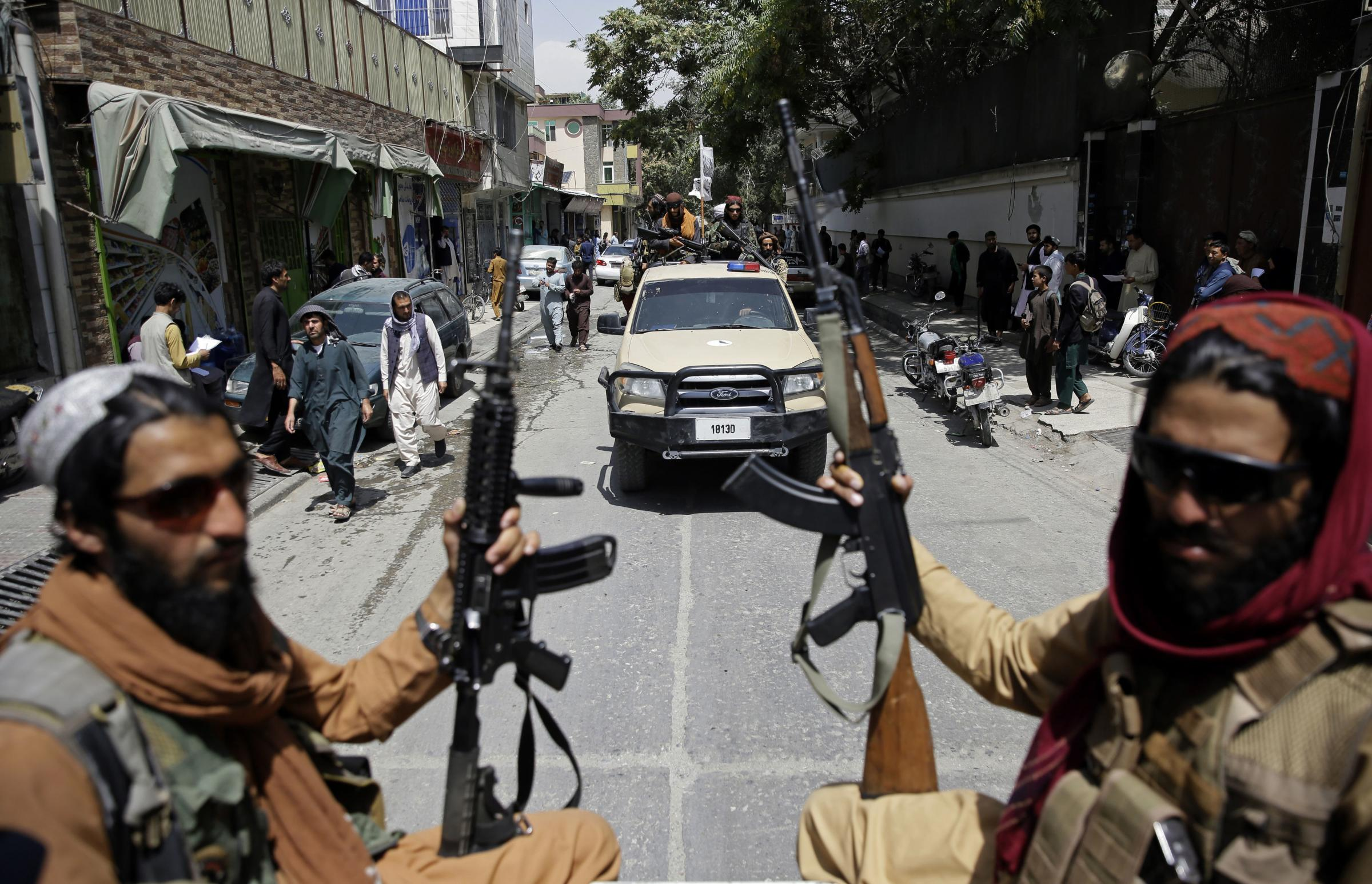 Taliban insurgence was no surprise to those who know their history