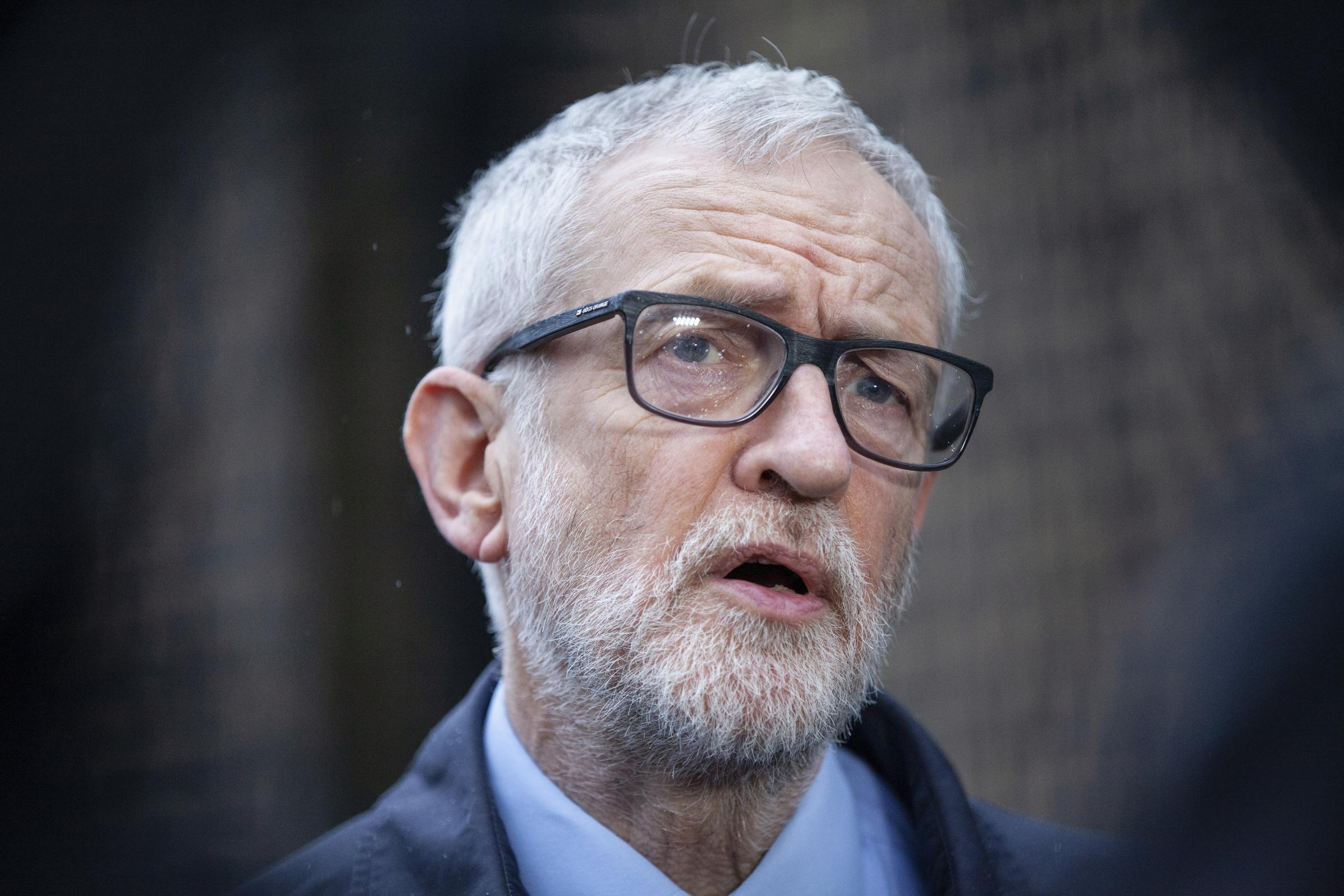 Jeremy Corbyn to hold 'alternative Cop26' conference in Scotland