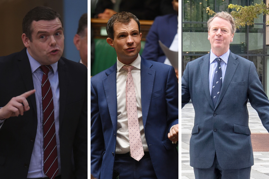 'Spineless Six' Tory MPs told to stand up for Scots and reject Universal Credit cut