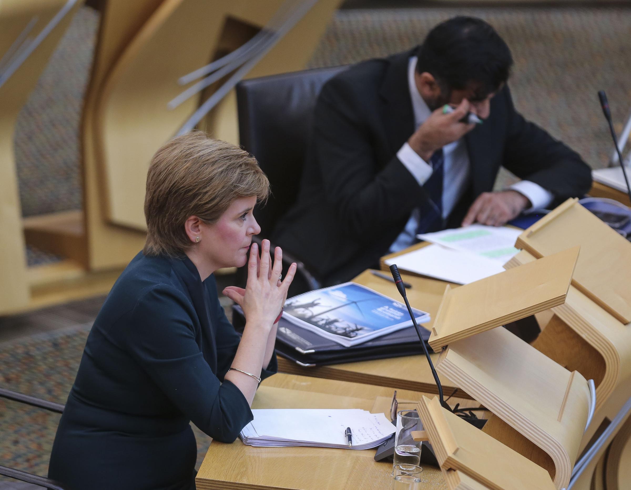 Army to be called in to help Scotland's Ambulance Service, Nicola Sturgeon says