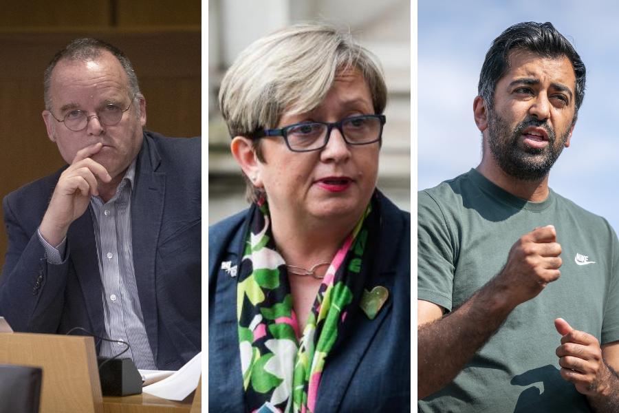 Holyrood Political Awards: Who won what at last night