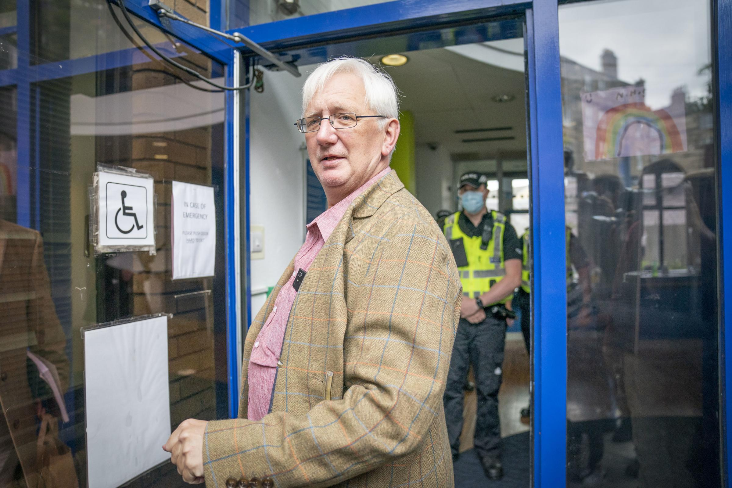 Union urged to act over Craig Murray's 'first in the world' prison sentence